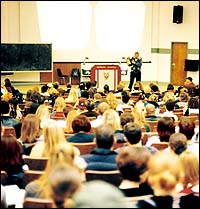 What Is Scientology? is used by professors of religion in classes